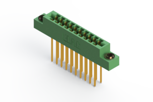 338-020-541-203 - Card Edge Connector