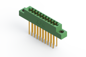 338-020-541-208 - Card Edge Connector