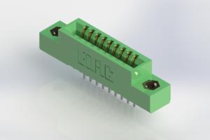 341-009-521-108 - Card Edge Connector