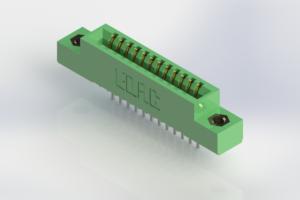 341-012-522-107 - Card Edge Connector