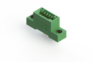 """345-005-541-108 - .100"""" (2.54mm) Pitch   Card Edge Connector"""