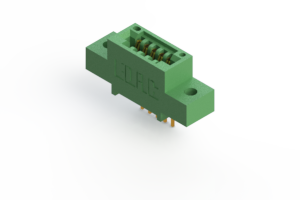 """345-005-541-402 - .100"""" (2.54mm) Pitch   Card Edge Connector"""