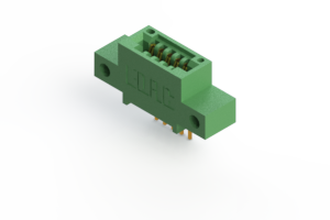 """345-005-541-412 - .100"""" (2.54mm) Pitch   Card Edge Connector"""