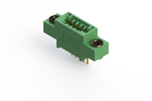 """345-005-541-603 - .100"""" (2.54mm) Pitch   Card Edge Connector"""