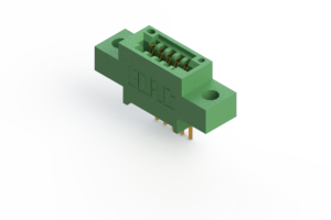 """345-005-541-604 - .100"""" (2.54mm) Pitch   Card Edge Connector"""