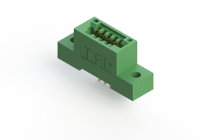 """345-005-542-102 - .100"""" (2.54mm) Pitch   Card Edge Connector"""
