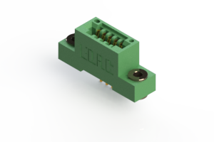"""345-005-542-103 - .100"""" (2.54mm) Pitch   Card Edge Connector"""