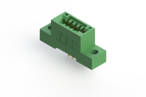 """345-005-542-104 - .100"""" (2.54mm) Pitch   Card Edge Connector"""
