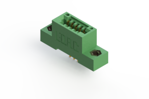 """345-005-542-107 - .100"""" (2.54mm) Pitch   Card Edge Connector"""