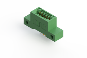 """345-005-542-112 - .100"""" (2.54mm) Pitch   Card Edge Connector"""