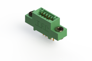 """345-005-542-403 - .100"""" (2.54mm) Pitch   Card Edge Connector"""