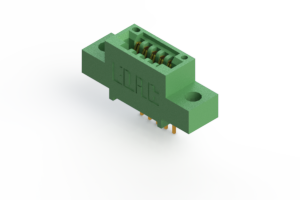 """345-005-542-404 - .100"""" (2.54mm) Pitch   Card Edge Connector"""
