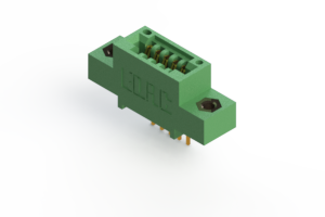 """345-005-542-407 - .100"""" (2.54mm) Pitch   Card Edge Connector"""