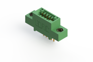 """345-005-542-408 - .100"""" (2.54mm) Pitch   Card Edge Connector"""