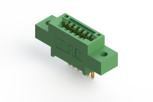 """345-006-500-602 - .100"""" (2.54mm) Pitch 