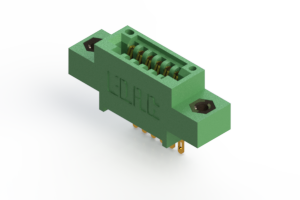 """345-006-500-607 - .100"""" (2.54mm) Pitch 