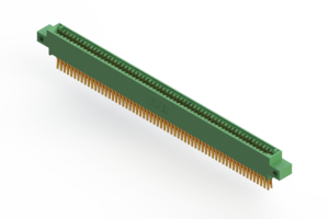 """345-124-560-812 - .100"""" (2.54mm) Pitch   Card Edge Connector"""