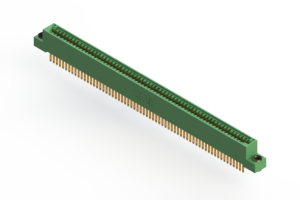 """345-126-500-203 - .100"""" (2.54mm) Pitch   Card Edge Connector"""