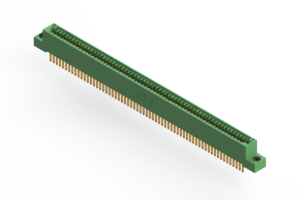 """345-126-500-207 - .100"""" (2.54mm) Pitch   Card Edge Connector"""
