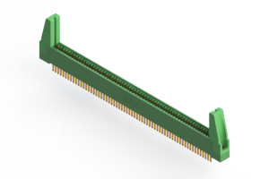 """345-126-500-288 - .100"""" (2.54mm) Pitch   Card Edge Connector"""
