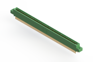"""345-126-500-502 - .100"""" (2.54mm) Pitch   Card Edge Connector"""