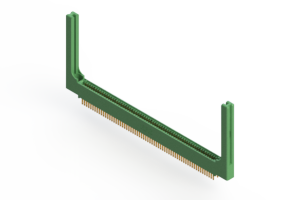 """345-126-500-558 - .100"""" (2.54mm) Pitch   Card Edge Connector"""