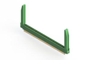 """345-126-500-578 - .100"""" (2.54mm) Pitch   Card Edge Connector"""