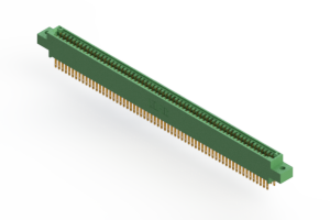 """345-126-500-802 - .100"""" (2.54mm) Pitch   Card Edge Connector"""