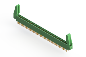 """345-126-500-888 - .100"""" (2.54mm) Pitch   Card Edge Connector"""