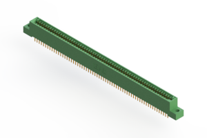 """345-126-520-204 - .100"""" (2.54mm) Pitch   Card Edge Connector"""