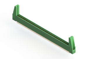 """345-126-520-288 - .100"""" (2.54mm) Pitch   Card Edge Connector"""