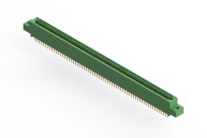 """345-126-520-504 - .100"""" (2.54mm) Pitch   Card Edge Connector"""