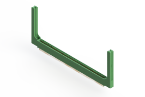 """345-126-520-558 - .100"""" (2.54mm) Pitch   Card Edge Connector"""