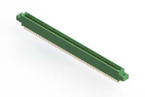 """345-126-520-802 - .100"""" (2.54mm) Pitch   Card Edge Connector"""