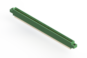 """345-126-520-808 - .100"""" (2.54mm) Pitch   Card Edge Connector"""