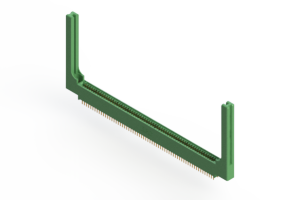 """345-126-520-858 - .100"""" (2.54mm) Pitch   Card Edge Connector"""