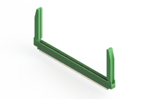 """345-126-520-878 - .100"""" (2.54mm) Pitch   Card Edge Connector"""