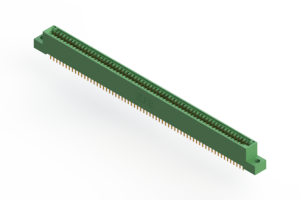 """345-126-521-204 - .100"""" (2.54mm) Pitch   Card Edge Connector"""
