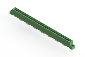 """345-126-521-207 - .100"""" (2.54mm) Pitch   Card Edge Connector"""