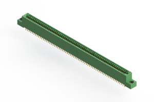"""345-126-521-208 - .100"""" (2.54mm) Pitch   Card Edge Connector"""