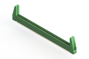"""345-126-521-288 - .100"""" (2.54mm) Pitch   Card Edge Connector"""