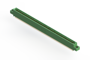 """345-126-521-507 - .100"""" (2.54mm) Pitch   Card Edge Connector"""
