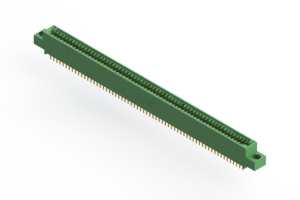 """345-126-521-508 - .100"""" (2.54mm) Pitch   Card Edge Connector"""