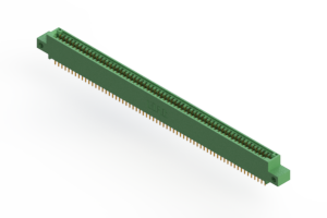 """345-126-521-512 - .100"""" (2.54mm) Pitch   Card Edge Connector"""