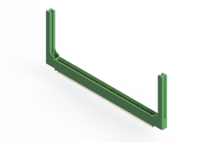 """345-126-521-558 - .100"""" (2.54mm) Pitch   Card Edge Connector"""