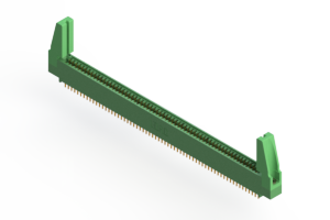 """345-126-521-588 - .100"""" (2.54mm) Pitch   Card Edge Connector"""