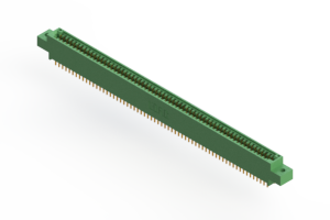 """345-126-521-802 - .100"""" (2.54mm) Pitch   Card Edge Connector"""