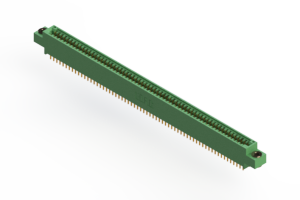"""345-126-521-803 - .100"""" (2.54mm) Pitch   Card Edge Connector"""