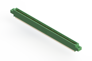 """345-126-521-804 - .100"""" (2.54mm) Pitch   Card Edge Connector"""