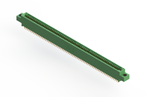 """345-126-521-807 - .100"""" (2.54mm) Pitch   Card Edge Connector"""